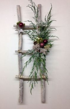 Dekoration Weihnachten - 52 Beautiful Rustic Christmas Decorations You Can Easily DIY www. Christmas Projects, Christmas Home, Christmas Holidays, Christmas Wreaths, Christmas Ornaments, Country Christmas, Christmas Design, Christmas Ideas, Christmas Music