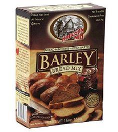 Hodgson Mill, Barley Bread Mix, 16 oz, 3 pk ** Instant discounts available  : baking desserts recipes