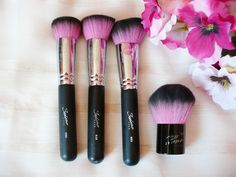 Review | Sedona Lace Midnight Lace Synthetic Brush Set