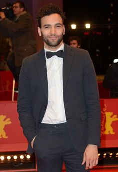Marwan Kenzari - The hottest actors you don't know yet -- but should