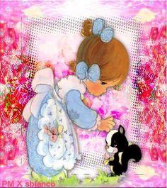precious moments zorrillito