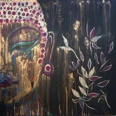 Funky Buddha peace-love-happiness-buddha