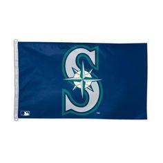 Seattle Mariners MLB 3x5 Banner Flag (36x60)