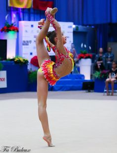 Patricia Bezzoubenko (Canada) Corbeil-Essonnes 2013