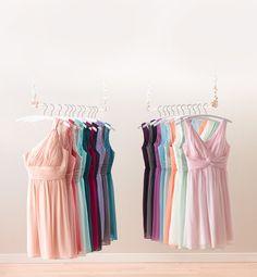 Bright ideas | Donna Morgan dresses | Nordstrom Wedding Suite