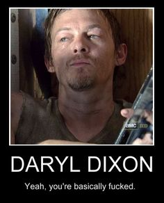 #TheWalkingDead - Daryl Dixon