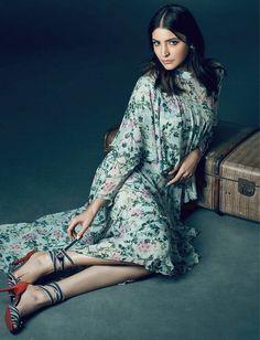 Anushka Sharma for Filmfare India 2017 photoshoot