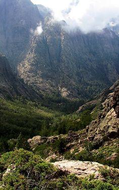 The GR20 trail, 180 km across Corsica #Corsica #Corse