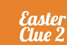 Easter Egg Hunt with Clues - The Crafty Mummy
