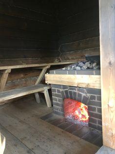 Smoke sauna Building A Sauna, Outdoor Sauna, Saunas, Bad, Smoke, Ideas, Decor, How To Build, Terrace