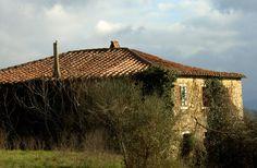Magical Places on Tuscany's Coast: ..RUSTIC TUSCAN ARCHITECTURE... Tuscan Style, Tuscany, Gazebo, Coast, Outdoor Structures, Rustic, Architecture, Places, Country Primitive