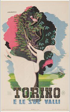 Torino e le sue valli (Adalberto Campagnoli 1951)