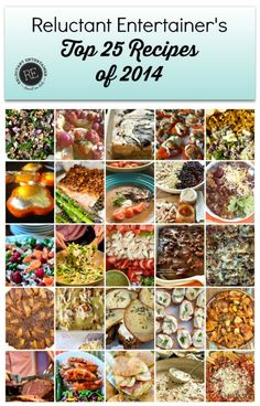 Top 25 recipes of 2014
