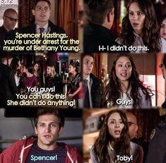 Pretty Little Liars Season 5 Spencer
