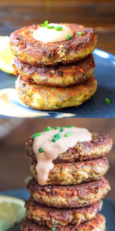 This Mackerel Patties recipe is simple, tasty and works every time. Serve these patties with my creamy BBQ sauce and you won't be disappointed! Entree Recipes, Fish Recipes, Seafood Recipes, Whole Food Recipes, Dinner Recipes, Cooking Recipes, Healthy Recipes, Soup Recipes, Healthy Food