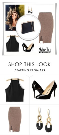 """""""SheIn 5/IX"""" by nermina-okanovic ❤ liked on Polyvore featuring MICHAEL Michael Kors, Michael Kors and shein"""