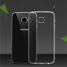 0.9$  Buy here - Clear Silicon Cover Case for samsung galaxy J1 J3 J5 J7 A3 A5 2016 2015 Core Grand Prime S3 S4 S5 mini S6 S7 Edge Note 4 5   #bestbuy