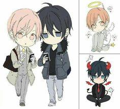 Shirotani Tadaomi x Kurose Riku Anime Oc, Anime Chibi, Anime Manga, Anime Guys, Me Me Me Anime, 10 Count Manga, Manhwa, Ten Count, Takarai Rihito