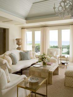 Villa Artemis Palm Beach Interior   Palm Beach: Living Rooms   Leta Austin Foster and Associates