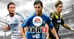 FIFA 2013 - Use to play Pro Evo only now only play FIFA. Can't live without this!