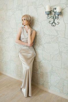 свадебные платья , платья , невеста , кружево , шелк , шифон , Wedding dresses, bride, lace, silk, chiffon Chic, Wedding Dresses, Style, Fashion, Shabby Chic, Bride Dresses, Swag, Moda, Elegant