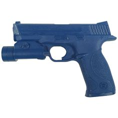 Blue Training Guns - Smith & Wesson M&P 40 4.25 w/TLR-1