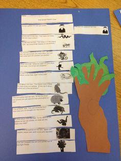 First Grade Spies: The Great Kapok Tree Freebie