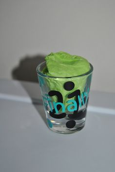 Personalized Shot Glass MADE TO ORDER by AnnaCarolinesCrafts, $6.00