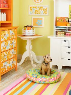 15 Ideas for DIY Pet Bed