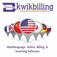 #KwikBilling - Multi language Online #Billing & #Invoicing #Software - Coming Soon