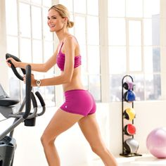 6 Workouts To Break Your Elliptical Rut: Workouts: Self.com : The elliptical machine is genius for burning fat and tightening your butt. But let's face it: It can be insanely boring. The fix? Getting smarter about your intervals. Here's how. #SELFmagazine