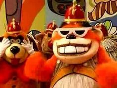 pictures of bingo from the bannana splits | The Banana Splits – Nostalgia Show