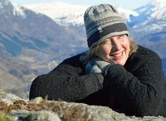 Norwegian cardigan knitted in wool with a contemporary Norwegian pattern Cardigans For Women, Knit Cardigan, Knitwear, Winter Hats, Beanie, Wool, Sweaters, Fashion, Moda