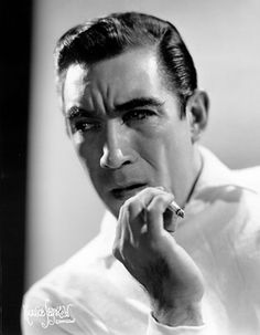 Anthony Quinn - born 04/21/1915 Chihuahua, Mexico - he passed away at age 86 on 06/03/2001