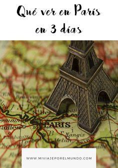 Que ver en Paris en 3 dias - Itinerario en Paris - Viajar a Francia World Photography, Travel Photography, Francia Paris, Travel Tips, Travel Blog, Trip Advisor, Travel Advisor, Europe, France