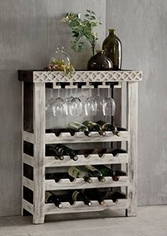 Creative DIY Wine Racks for Your Collection Wine Rack Ideas Wine Rack Table, Wine Rack Storage, Rustic Wine Racks, Wine Rack Cabinet, Rustic Wine Cabinet, Pallet Wine Rack Diy, Kitchen Wine Racks, Dyi Wine Rack, Wine Rack Bar