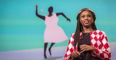 Wanuri Kahiu: Fun, fierce and fantastical African art | TED Talk