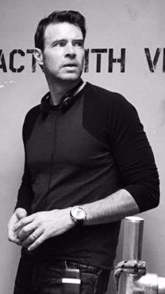 Scott Foley -Scandal Scott Foley Scandal, Olivia Pope, Melting Pot, Say More, I Icon, Greys Anatomy, My Man, Gorgeous Men, Candy