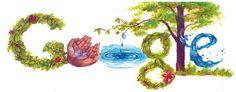 Doodle 4 Google 塗鴉比賽 如果我是環保英雄