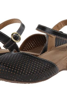 L'Artiste by Spring Step Lizzie (Black) Women's Sandals - L'Artiste by Spring Step, Lizzie, Lizzie-B-001, Footwear Open Casual Sandal, Casual Sandal, Open Footwear, Footwear, Shoes, Gift, - Street Fashion And Style Ideas