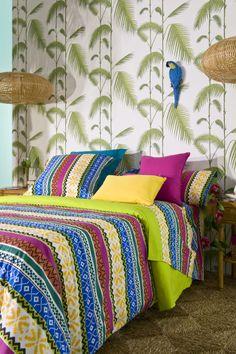 Summer 2014, Comforters, Blanket, Bed, Spring, Furniture, Home Decor, Environment, Blankets