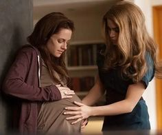 breaking dawn, twilight, and pregnant image Rosalie Twilight, Twilight Quotes, Twilight Saga Series, Twilight Breaking Dawn, Twilight New Moon, Twilight Series, Twilight Movie, Twilight Quiz, Twilight Parody