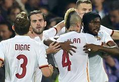 Judi Bola - Tinjaun Untuk Fiorentina Lawan Roma