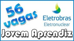 Eletrobras com 56 vagas de jovem aprendiz