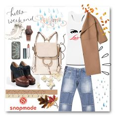 """""""Snapmade"""" by kengy-x ❤ liked on Polyvore featuring STELLA McCARTNEY, Chanel, Anne Klein, Maybelline and Old Navy"""