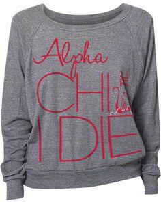 Alpha Chi Omega til I die   haha
