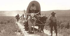 Oregon Trail Pioneers | ... pioneer trail that led settlers south from the Oregon Trail at The