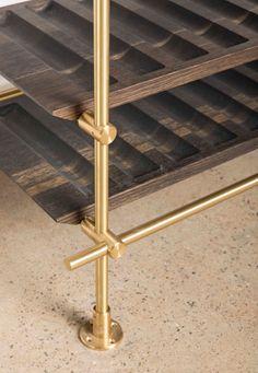 A Look at Amuneal's Brass-Focused Designs - Design Milk