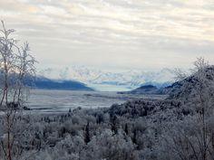 Let the Holidays Begin in Alaska