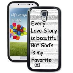 God's Love Story S4 Case - Galaxy S4 TrueCase - Galaxy Cases